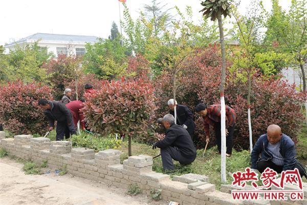 淮滨张里乡:让农村因路而兴因路而富因路而美