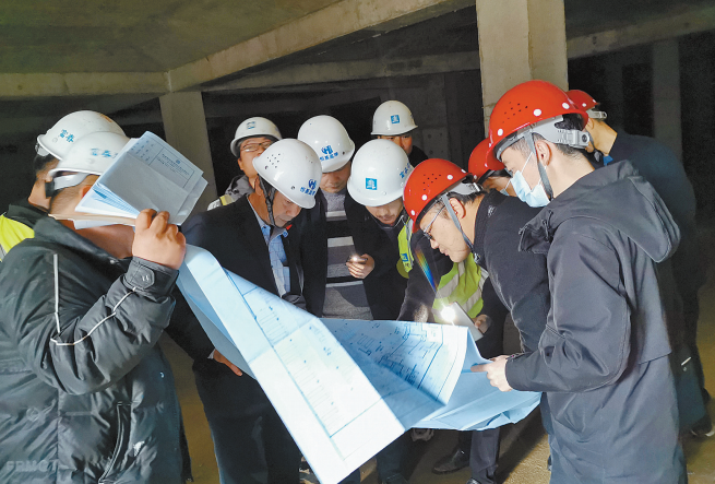 潢川审计局:着力开展人防工程建设专项审计