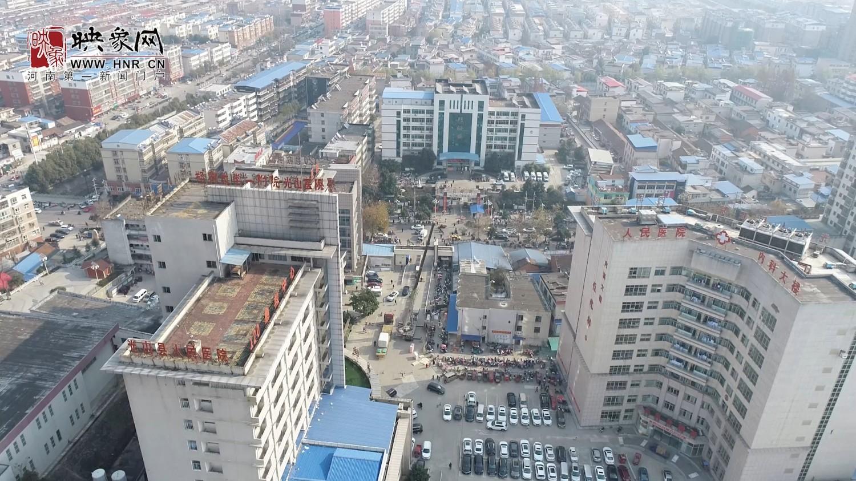 87年变迁史 见证光山县人民医院的华丽蝶变
